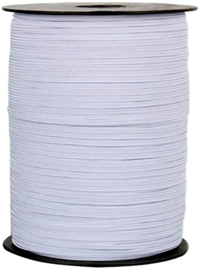 Amazon: 100 Yard 1/4 Inch Flat Braided Elastic Bands JUST $1.40