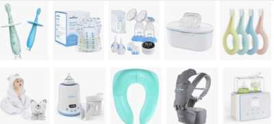 Amazon: Eccomum Baby Products, Up to 30-40% off, Today Only!