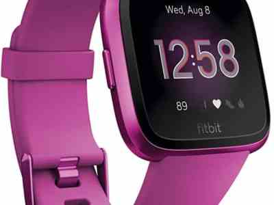 Amazon: Fitbit Versa Lite Edition Smart Watch, One Size For $99.95 (Reg. $159.95)