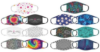 Zulily: Non-Medical Fabric Face Masks – From Just $2.57 Each (Hundreds of Designs!)