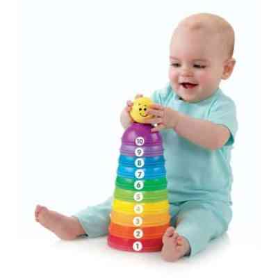 Walmart: Fisher-Price Brilliant Basics Stack and Roll Cups Only $7.88 (Reg. $12)