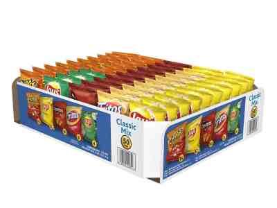 Sam's Club: Frito-Lay Classic Mix Variety Pack (50 pk.), Just $10.98