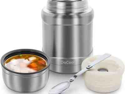 Amazon: Hot Food Jar 16 oz for $8.99 (Reg. Price $17.99)