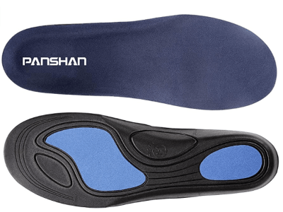 Amazon: Orthotic Insoles with Arch Support – Clip Coupon!