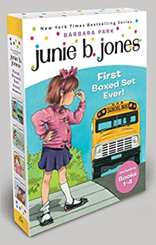 Amazon: Junie B. Jones's First Boxed Set Ever! $9.98 (Reg. $19.96)