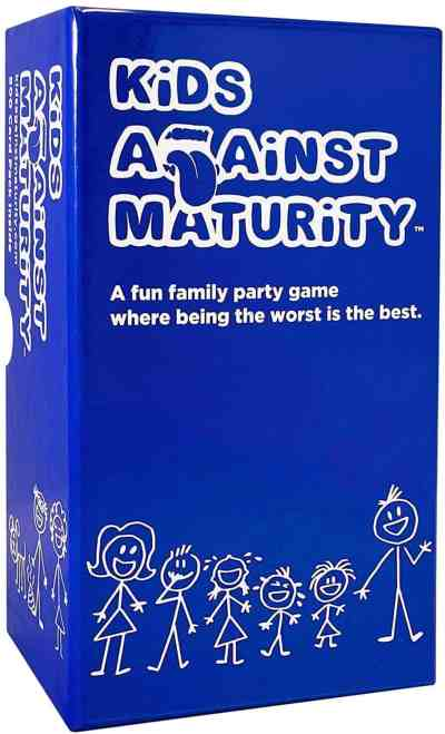 Amazon: Kids Against Maturity: Card Game Just $17.99