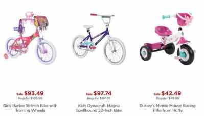 Kohl's: Kids Bikes on Big Discounts!