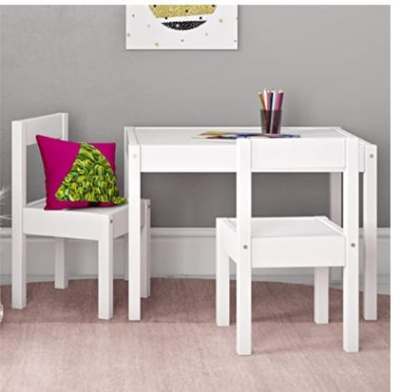 Amazon: Kiddy Table and Chair Set for $55.99 (Reg. Price $99.00)
