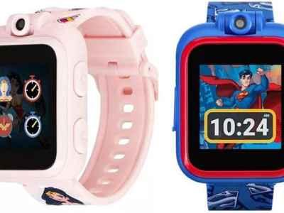 Macy's: PlayZoom DC Comics Touchscreen Smart Watch Just $29 (Reg $75)