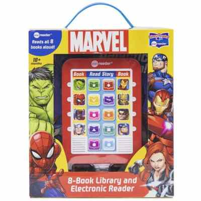 Walmart: Me Reader Electronic Reader with 8 Book Library $18.57 ($32.99)