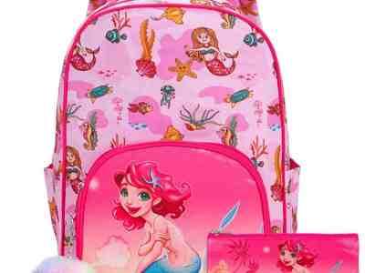 Amazon: Mermaid Preschool Backpack For $6.00 With Code!