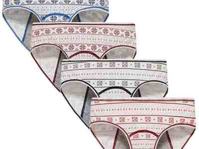 Amazon: Demifill Teens Cotton Menstrual Protective Underwear For $10.49