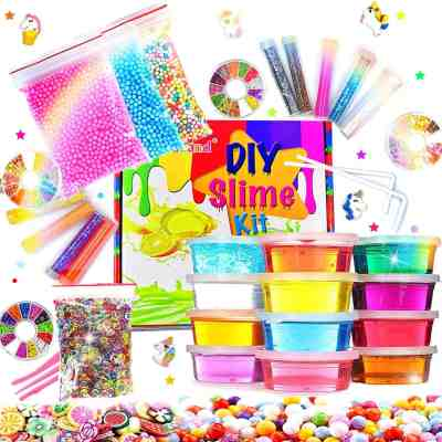 Amazon: Slime for Kids with Glitter ONLY $16.14 (Reg. $18.99)