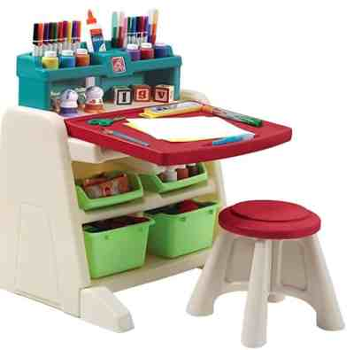 Amazon: Step2 Flip and Doodle Desk with Stool Easel for $66.22