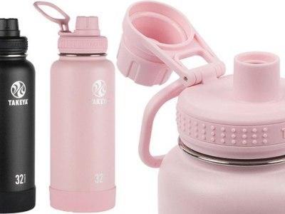 Best Buy: Takeya Actives Thermal Flask 3 Colors $24.49 (Reg. $34.99)