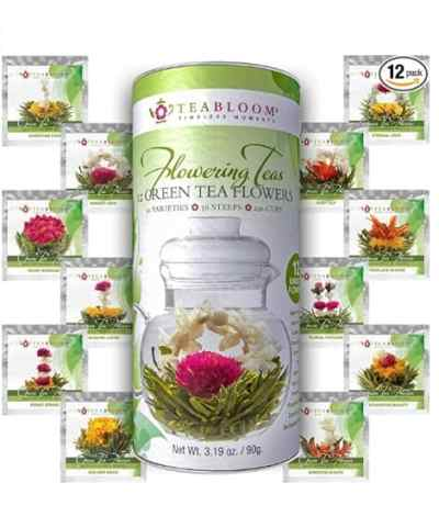 Amazon: Teabloom Flowering Tea for $8.94 (Reg. Price $19.95)