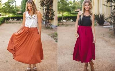 Jane: The Olive Pocket Skirt ONLY $17.99 (Regularly $43) – Last Day!