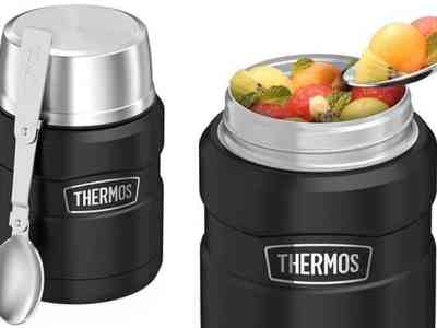 Amazon: Thermos Stainless King 16-Ounce Food Jar for ONLY $16.60 (Regularly $30)
