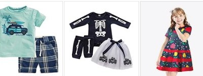 Amazon: Toddler Clothing, 60% off after code!