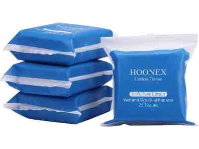 Amazon: HOONEX Soft Dry Wipes Only $4.49