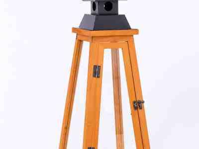 Walmart: Woodworth Outdoor Wood Lantern (Small) ONLY $9.99 (Reg $29.96)
