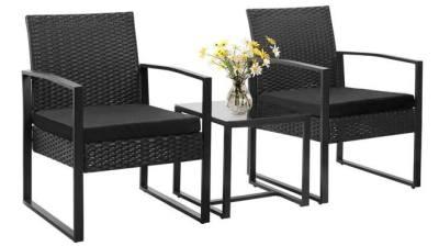 Walmart: Walnew 3-Piece Bistro Chairs & Table Set JUST $124.99 + FREE Shipping (Reg $180)