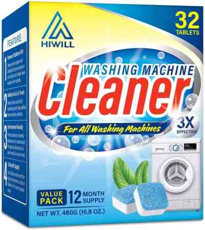 Amazon: Washing Machine Cleaner, 30% off after coupon!