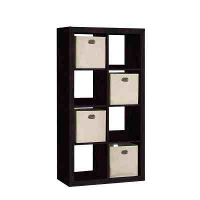 Home Depot: 8-Cube Organizer with 4 Bins JUST $75 + FREE Shipping (Reg. $150) – Today Only!