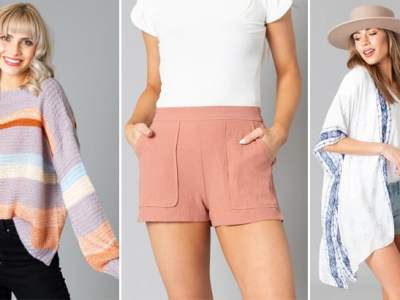 Cents of Style: Women's Apparel Clearance Sale Starting at ONLY $12