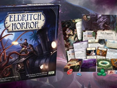Amazon: Eldritch Horror Board Game ONLY $35 + FREE Shipping (Regularly $60)