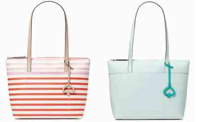 Kate Spade: Patrice Tote for Only $89 + FREE Shipping (Reg. $329) Today Only!