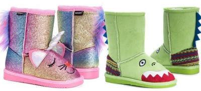 Zulily: Muk Luks Kids' Boots & Booties Up to 60% OFF – Starting at ONLY $16.99!