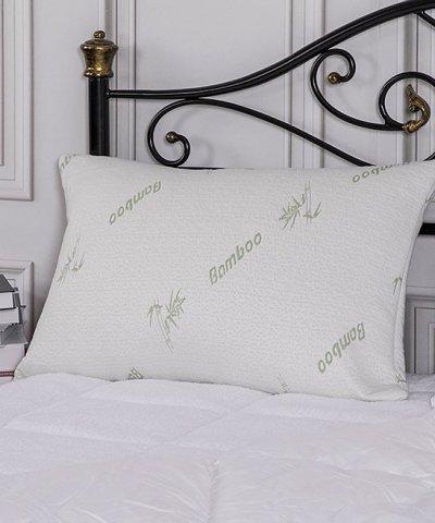 Zulily: Bamboo Memory Foam Pillow - Set of Two Just $29.99 (Reg $138.00)