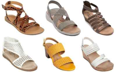 Belk: Women's Sandals ONLY $10 (Regularly $60)