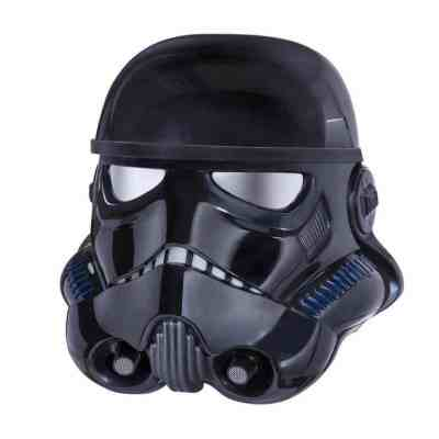 Games Stop: Star Wars: Battlefront Shadow Trooper The Black Series Voice Changer Helmet For $79.99 At (Reg.$99.99)