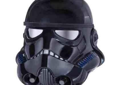 Games Stop: Star Wars: Battlefront Shadow Trooper The Black Series Voice Changer Helmet For $79.99 At (Reg.$99.99)