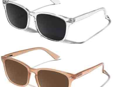 Amazon: 2 Pack Unisex Polarized Sunglasses for $2.60 – $4.00 (Reg. Price $12.99 – $19.99) at checkout!