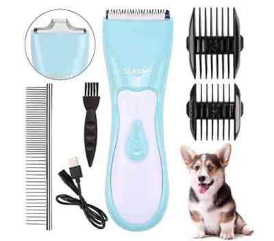 Amazon: 2 in 1 Pet Grooming Kit with Double Blades for $9.60 (Reg. Price $23.99)