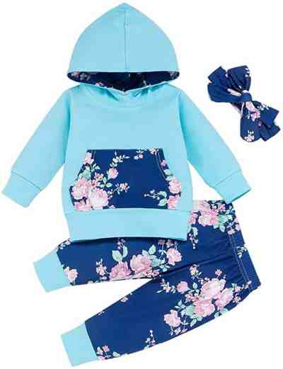 Amazon: 3 Pc Baby Girl Outfit Set for $10.99 Shipped! (Reg.Price $21.99) after code!