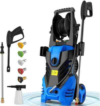 Amazon: 2850PSI Pressure Washer, 1.7GPM for $118.29 (Reg $181.99)