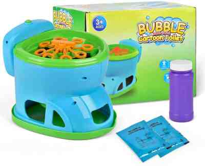 Amazon: Bubble Machine 60% Off*