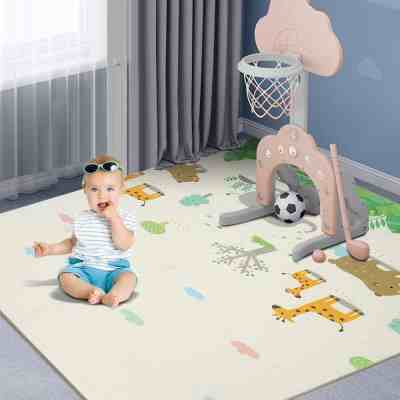 Amazon: Waterproof Extra Thick Foam Playmat For $36.99 (Reg $74.00)