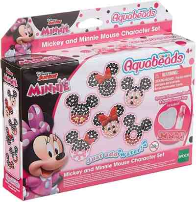 Amazon: Aquabeads Mickey & Minnie Mouse Character Set for $8.99 (Reg. $12.95)
