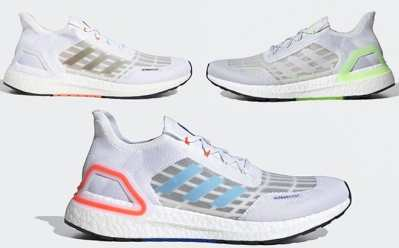 eBay: Adidas Men's Ultraboost SUMMER.RDY 2 Pairs for ONLY $149.98 + FREE Shipping