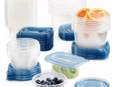 Macy's: Art & Cook 100-Pc. Food Storage Set for $14.99 (Reg. Price $50.00) after code!