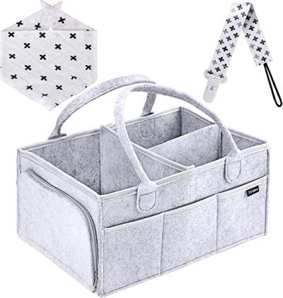 Amazon: Baby Diaper Caddy Organizer for $9.27 (Reg.Price $15.19)