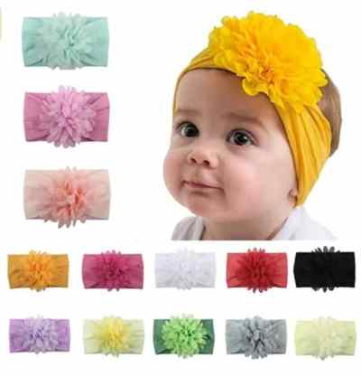 Amazon: Baby Girls Nylon Headbands, Just $7.99 after code!