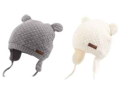 Amazon: Baby Toddler Warm Cable Knit Beanie for $6.49 (Reg. Price $12.99)
