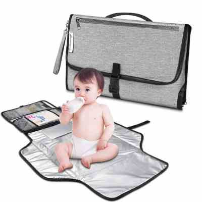 Amazon: Baby Portable Changing Pad for $6.40 (Reg. Price $15.99) at checkout!