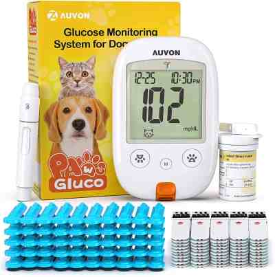 Amazon: Blood Glucose Monitor Specifically Calibrated for Dog and Cats, Just $19.99 (Reg $45.99) after code
